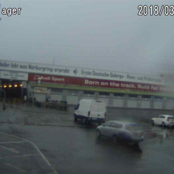 Webcam historisches Fahrerlager