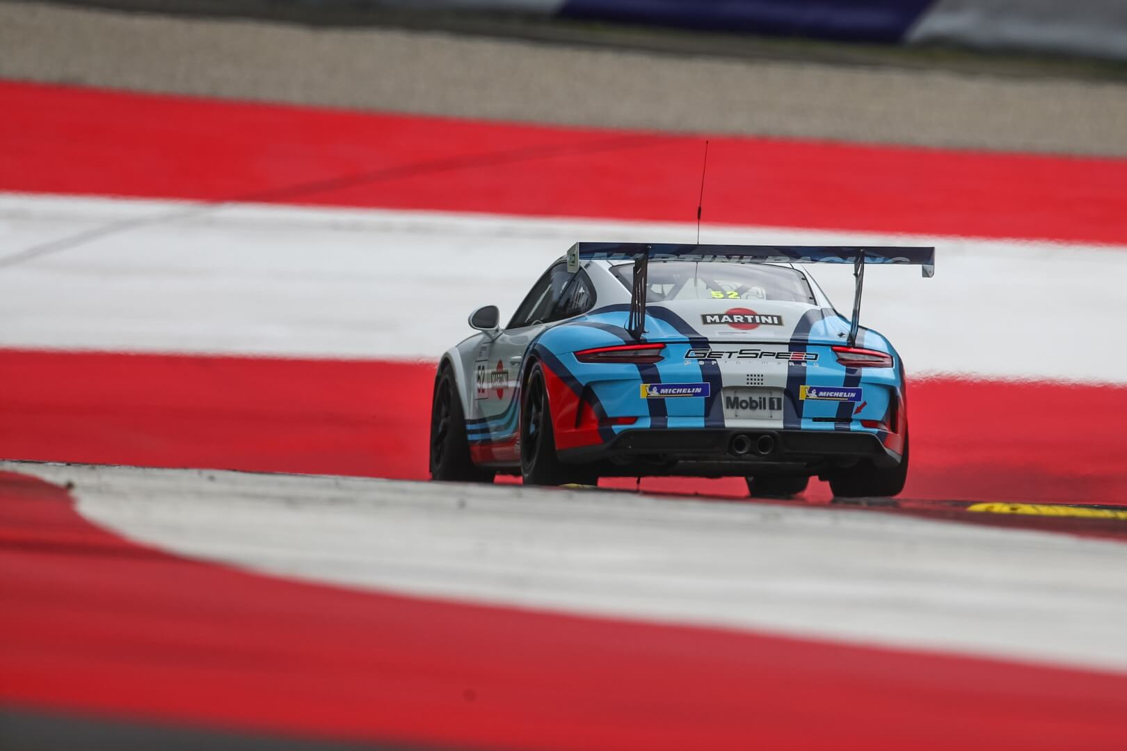Porsche Sports Cup Deutschland - 2. Lauf Red Bull Ring 2018 - Foto: Gruppe C Photography