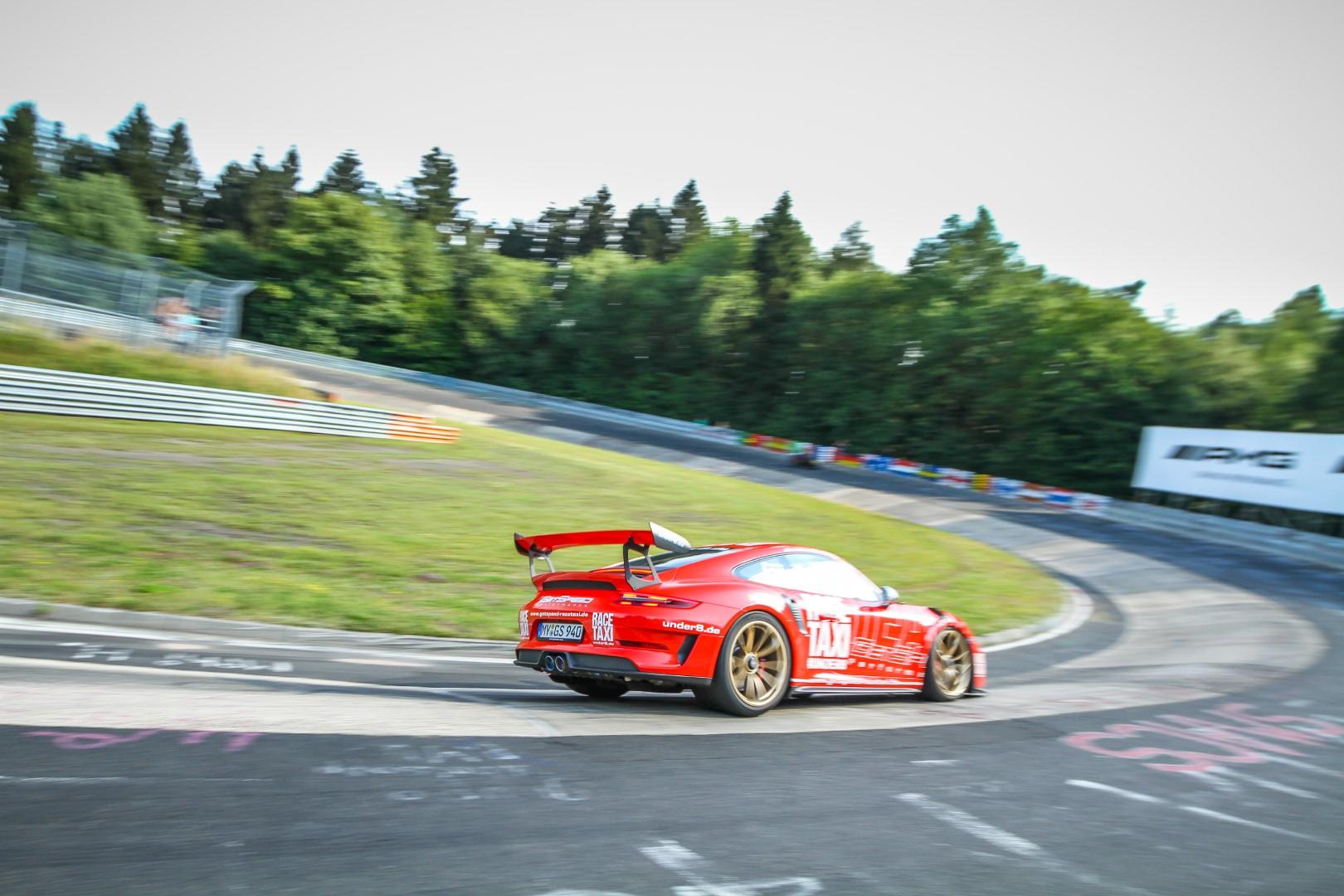 GetSpeed Porsche 991 GT3 RS