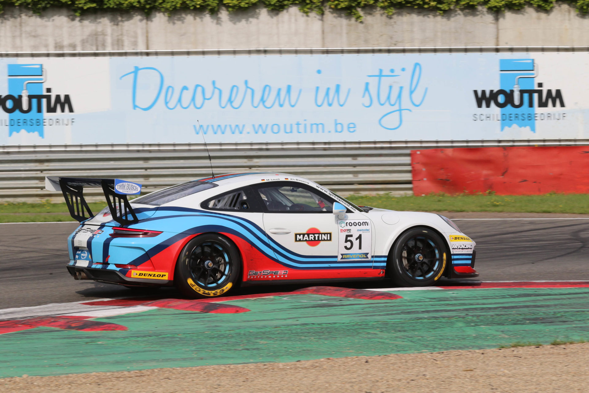 Martini Porsche GT3 CUP DMV (1)