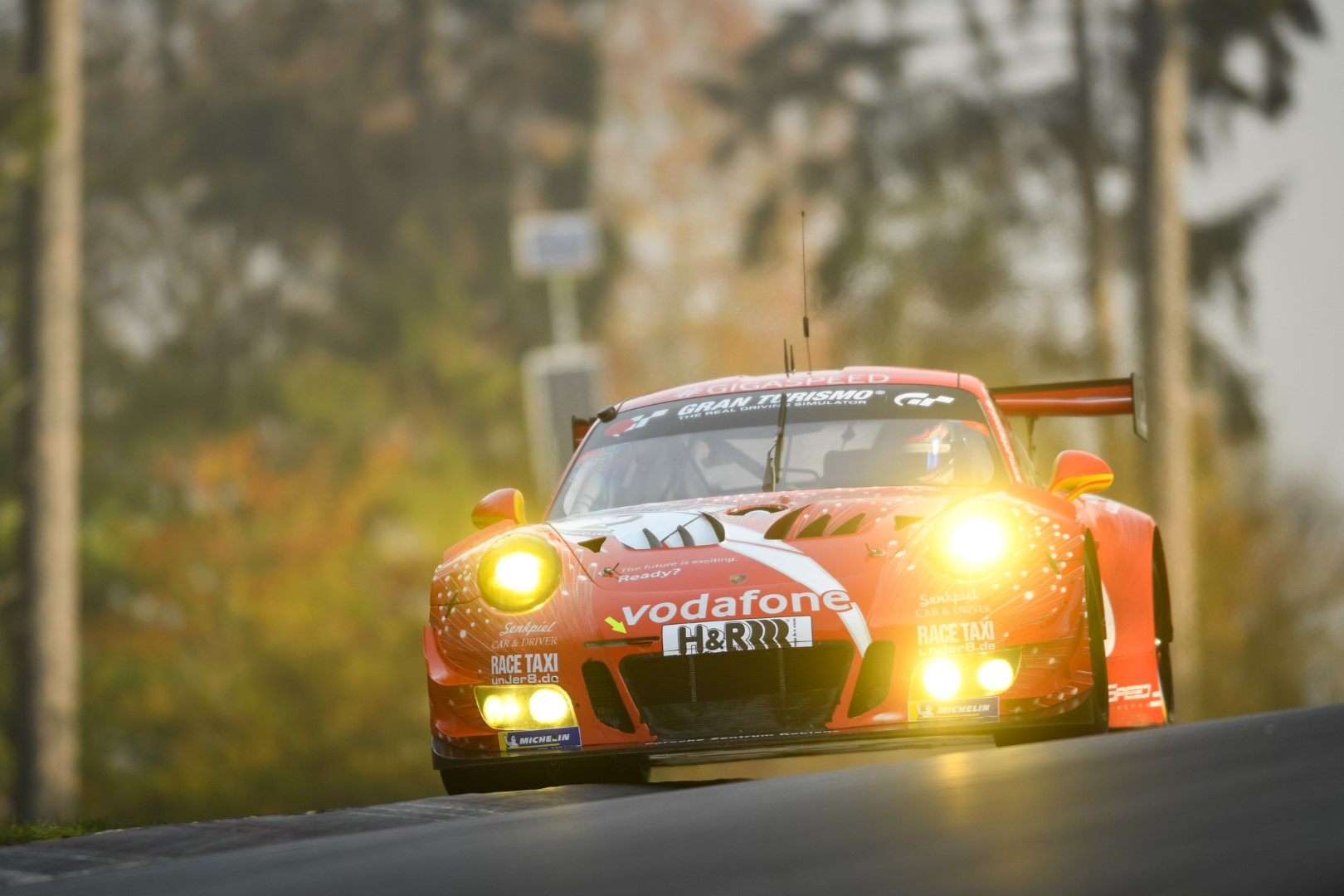 VLN 9. Lauf 2018, Nürburgring-Nordschleife - Foto: Gruppe C Photography; #002 Porsche 911 GT3 R, Team GetSpeed Performance: Steve Jans, Marek Böckmann, Adam Osieka